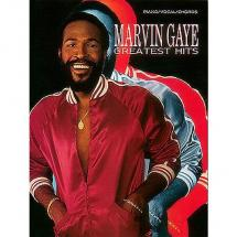 Hal Leonard - - Marvin Gaye - Greatest Hits - englisch