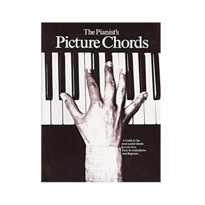 MusicSales The Pianist's Picture Chords - englisch
