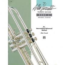 Alfreds Music Publishing - Allen Vizzutti - - A. Vizzutti - Trumpet Method book 3 (englisch)
