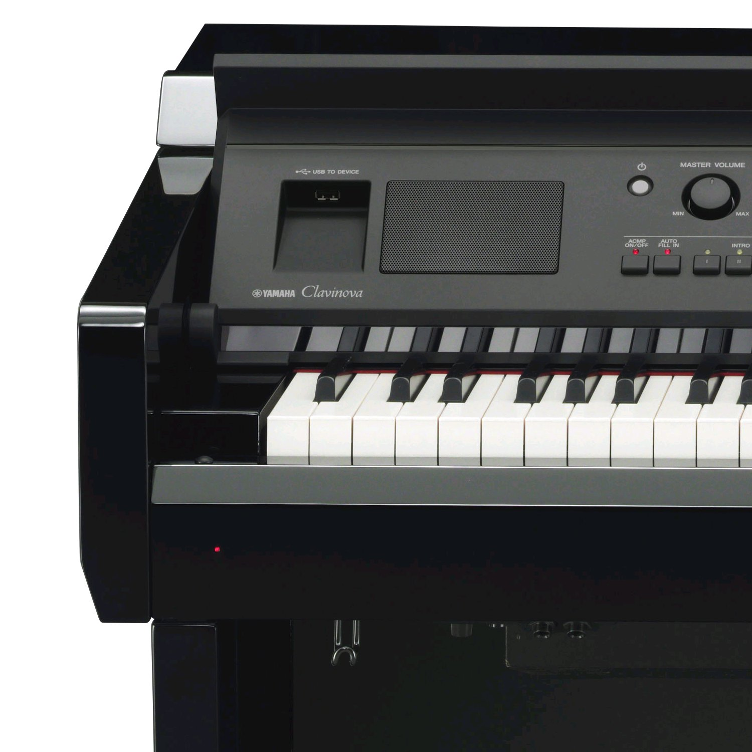 yamaha clavinova cvp 705pe polished ebony e piano kaufen. Black Bedroom Furniture Sets. Home Design Ideas