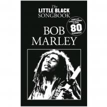 MusicSales The Little Black Songbook Bob Marley