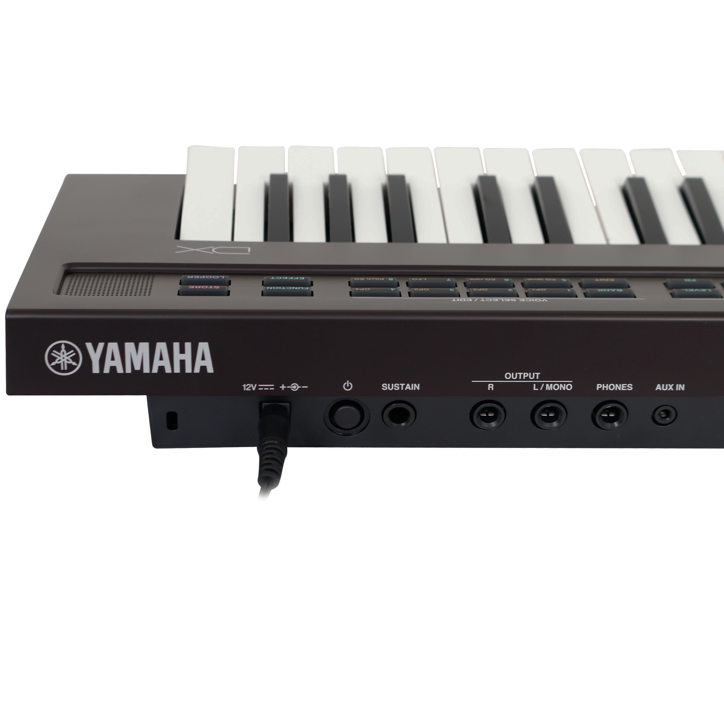 Yamaha reface dx synthesizer kaufen bax shop for Yamaha dx reface review