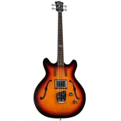 Guild Chris Hillman Bass Vintage Sunburst E-Bass