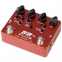 Xotic BB plus Dual Channel Preamp Effektpedal