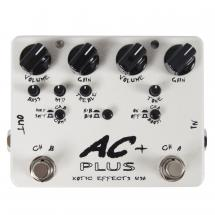 Xotic AC plus Dual Channel Booster/ Overdrive Effektpedal