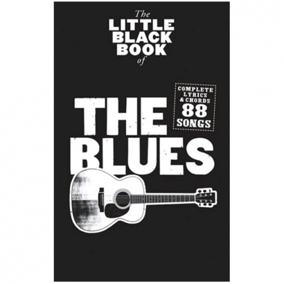 MusicSales The Little Black Book of The Blues