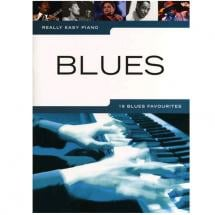 MusicSales Really Easy Piano Blues