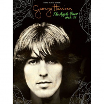 Hal Leonard - George Harrison: The Apple Years - George Harrison: The Apple Years