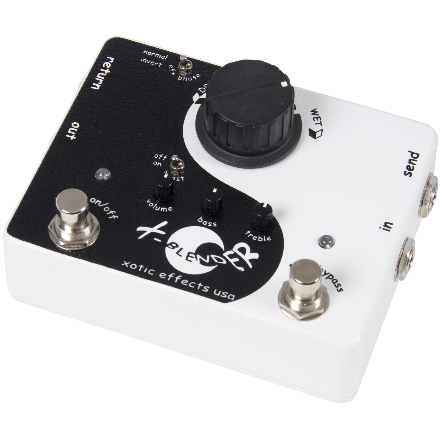 Xotic X blender Signal Splitter Router