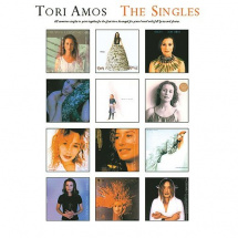 MusicSales - Tori Amos - The Singles - Tori Amos - The Singles, Songbook (englisch)