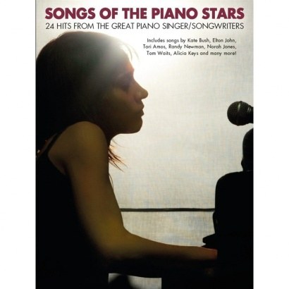 Wise Publications - Songs of the piano stars - Songs of the Piano Stars