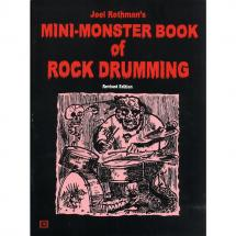 MusicSales - Joel Rothman's Mini-Monster Book Of Rock Drumming - Joel Rothman's Mini-Monster Book Of Rock Drumming