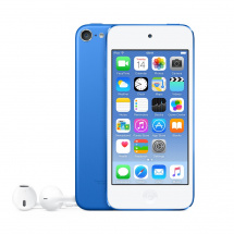 Apple MKH22NF/A iPod Touch 16GB, blau