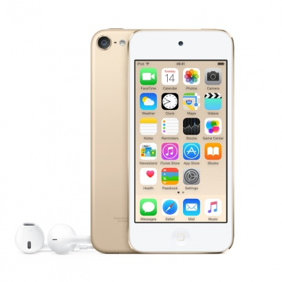 Apple MKH02NF/A iPod Touch 16GB Gold