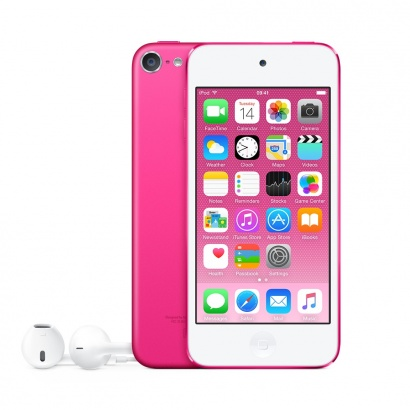Apple MKGX2NF/A  iPod Touch 16GB, rosafarben