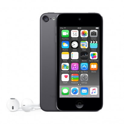 Apple MKH62NF/A iPod Touch 16GB, Space Grau