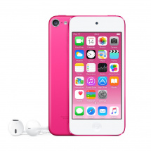 Apple MKHQ2NF/A iPod Touch 32GB, rosafarben