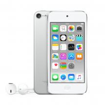 Apple MKHX2NF/A iPod Touch 32GB, Silberfarben