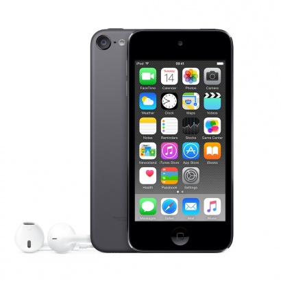 Apple MKJ02NF/A iPod Touch 32GB, Space Grau