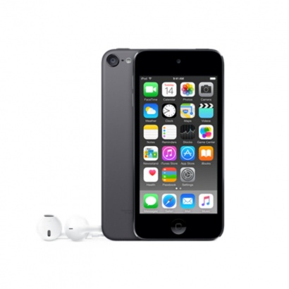 Apple MKHL2NF/A iPod Touch 64GB, Space Grau
