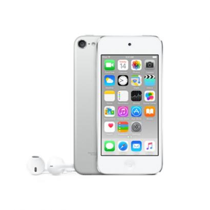 Apple MKHJ2NF/A iPod Touch 64GB, Silberfarben