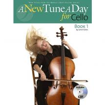 MusicSales - A new tune a day - Buch 1  f. Cello