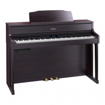 Roland HP605 RW Rosewood digital piano