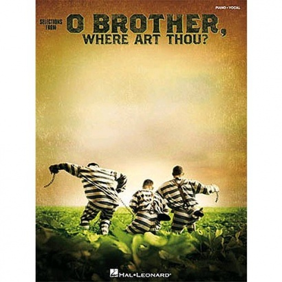 Hal Leonard - Selections From O Brother Where Art Thou?  (PVG)
