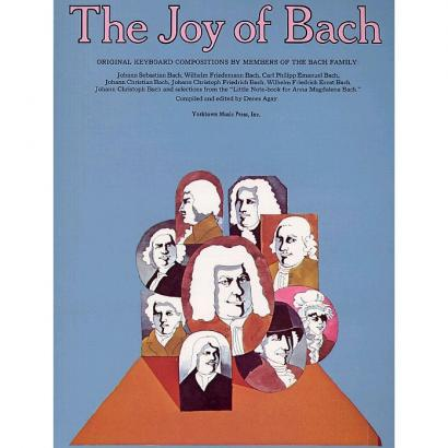 Yorktown Music Press - The Joy of Bach f. Klavier