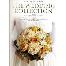 Wise Publications - The Wedding Collection f. Klavier