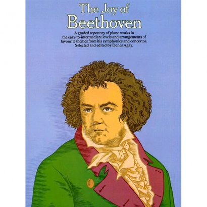 Yorktown Music Press - The Joy of Beethoven f. Klavier