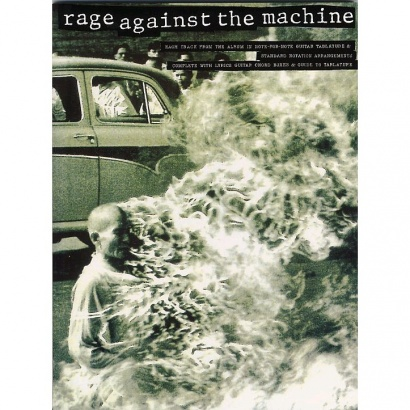 Wise Publications - Rage Against The Machine  Songbook (TAB)