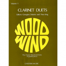 Chester Music - Clarinet Duets Volume 1