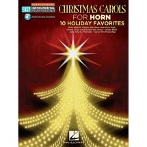 Hal Leonard - Christmas Carols for Horn