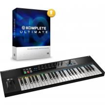 Native Instruments Kontrol S49 + Komplete 10 Ultimate Update Set crossgrade
