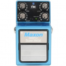Maxon SM-9 Pro+ Super Metal  Distortion für Gitarre