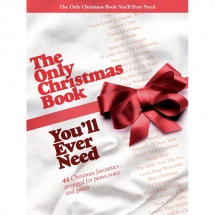 Wise Publications - The Only Christmas Book You'll Ever Need