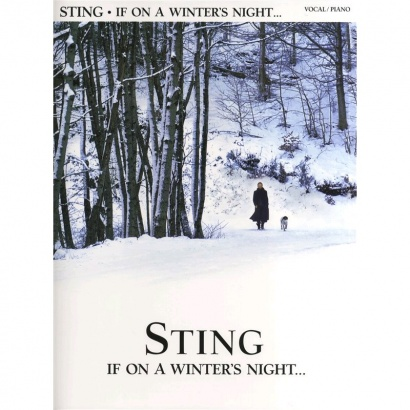 Wise Publications - Sting: If On A Winter's Night (PVG)