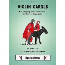 Spartan Press - Violin Carols