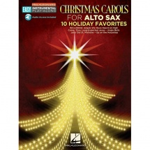 Hal Leonard - Christmas Carols for Alto Saxophone