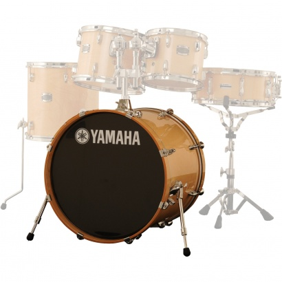 Yamaha JSBB2217NW StageCustom Birch 22 Zoll Bass Drum Natural Wood