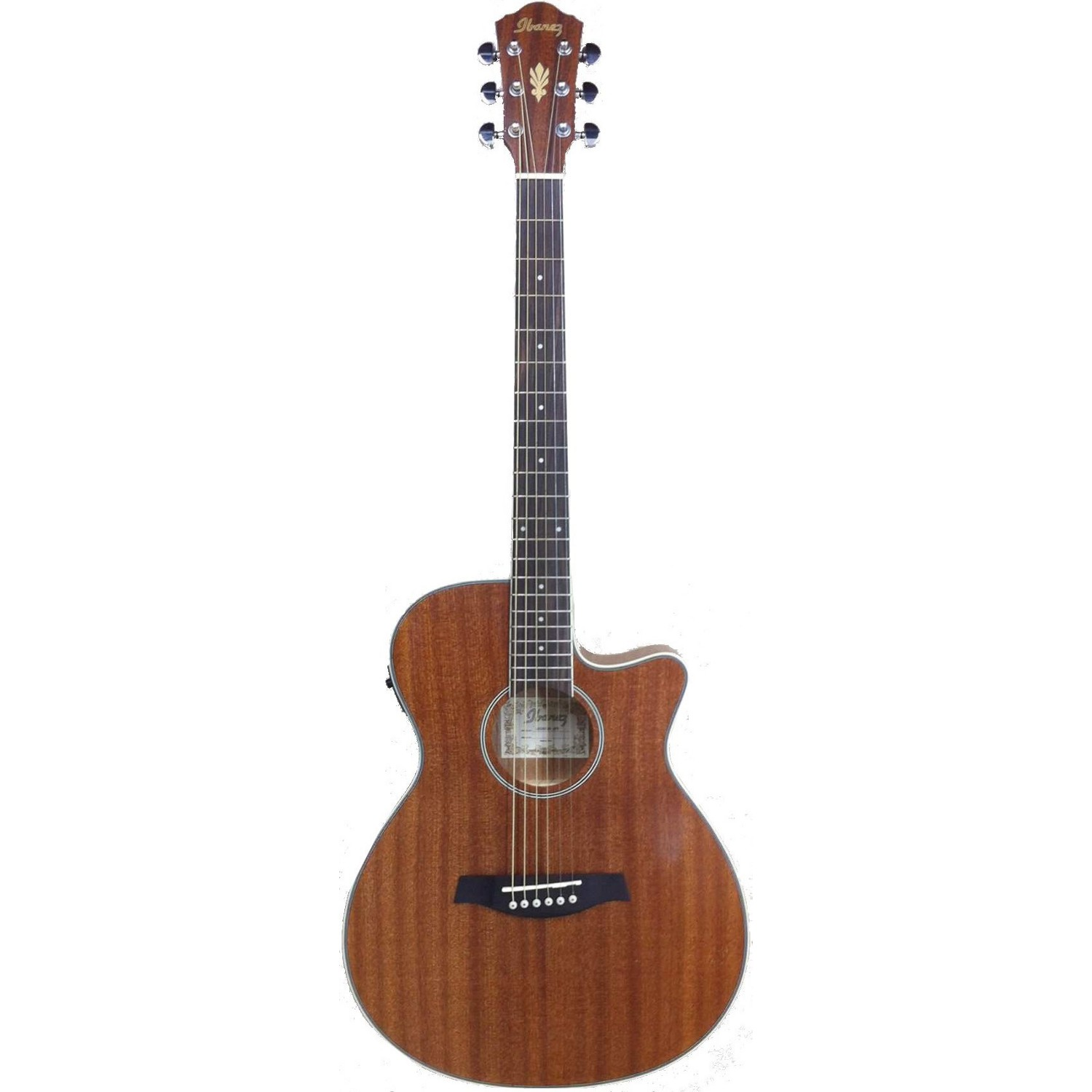 Ibanez AEG8EMH OPM electro acoustic steel string guitar