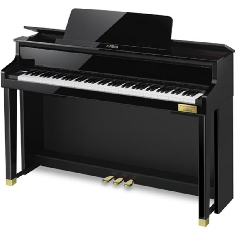 casio gp 500bp e piano hochglanz schwarz kaufen bax shop. Black Bedroom Furniture Sets. Home Design Ideas