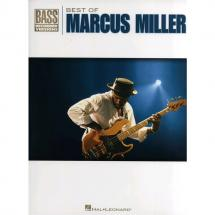 Hal Leonard - Best Of Marcus Miller