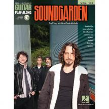 Hal Leonard - Guitar Play-Along Volume 182: Soundgarden