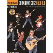 Hal Leonard - Guitar For Kids Songbook