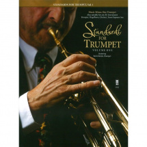 MusicSales - Bob Zottola: Standards For Trumpet - Volume 1