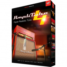 IK Multimedia Amplitube 4 VST für Gitarren (Download)