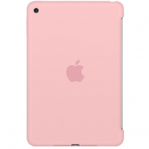 Apple iPad mini 4 Silikonhülle, rosa