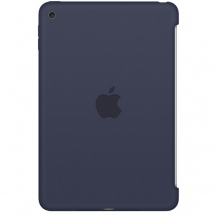 Apple iPad mini 4 Silikonhülle, blau